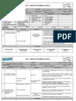 001 - APR - Içamento de Materiais Com a Grua.