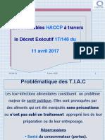 Les Pralables HACCP Travers Le Dcret 17 140
