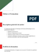 Metier Et Formation (1)