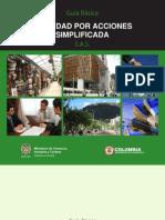 Guia para la constitución de SAS - Sociedades Por Acciones Simplificadas