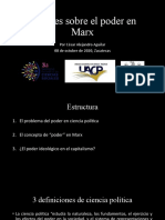 Presentación. Apuntes sobre poder político e ideología en Marx