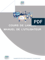 Guide de l'Utilisateur_plateforme de Cours OFPPT LANGUES