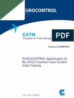 Proiect initial training 2011 EUROCONTROL