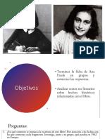 Contexto histórico – Ana Frank
