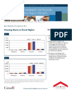 CMHC Housing Market Report for BC - 1st Quarter of 2011