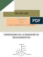 ERS IEEE830