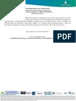 Comunicado Ao Mercado - 30.04.21 - Presidente Eletrobras