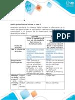 Anexo 2 - Matriz Para El Desarrollo de La _Gladys Gomez