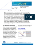 World Economic Outlook Update - IMF