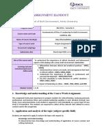 Assignment Handout - Fundamentles of Ethics -BBA REUI- Sem 6- Rev 1- 11.01.2021
