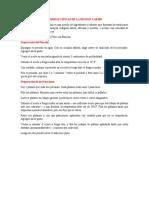 COMIDAS TIPICAS DE LA REGION CARIBE