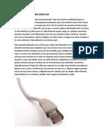 Cómo armar un cable Ethernet