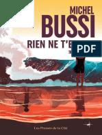 Rien Ne t 39 Efface - Michel Bussi