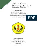 Tugas Laporan Kelompok gulma[1]