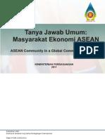 Buku Tanya Jawab Umum ASEAN Trade