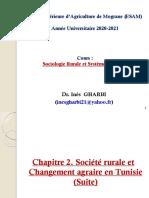 Suite chapitre 2 (SR et SA)