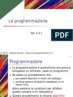 00-Programmazione