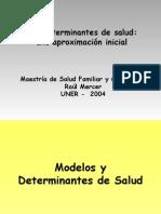 Modelos Determinantes de Salud Mercer