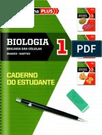 Biologia Moderna Plus Vol. 1 - Caderno do estudante