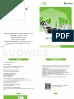 LWS Wireless PTZ Security Camera User Manual