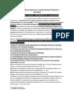 5-Fallo Consumidores Argentinos v. Estado Nacional -Poder Ejecutivo. 2010 Art 43 ACCION AMPARO COLECTIVO