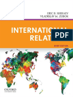 International Relations - Brief Edition