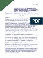 KMU vs Aquino Et Al. April 2, 2019