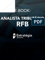 E Book Analista Tributario RFB