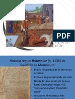 Lit. artúrica medieval