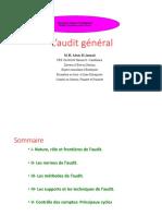 Audit général S6 FSJES S6 20 21