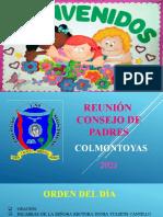 Reunion Consejo de Padres