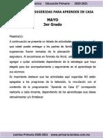 Planeación 3o Mayo 2021
