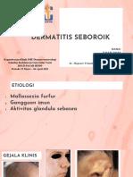 ILHAM ROZA (1102016089) -  DERMATITIS SEBOROIK