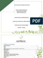 MODELO DE ANALISIS Y DESCRIPCION DE PUESTO