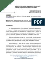 BAMBU COMO MATERIAL DE CONSTRUÇÃO
