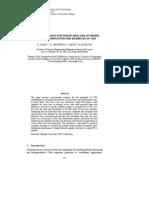 Shear analysis using CFD