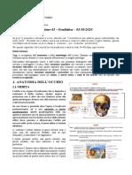 Copia Di Lezione 01 - Oculistica - 01.10.2020