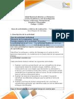 Guía de Actividades y Rúbrica de Evaluación – Tarea 1 Contrastar Los Enfoques de Liderazgo