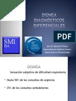 10.00 Hs Dra Pilheu (Diagnostico Diferencia de La Disnea)