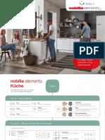 Nobilia Elements Kueche Schrank Preisliste Katalogue Kuechenschraenke