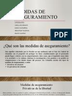 Medidas de Aseguramiento (1)