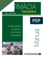 Atividades Do Farmacêutico Na Farmácia Comunitária - Manual 1 - CFF