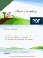 Fábulas y el apólogo_Lengua