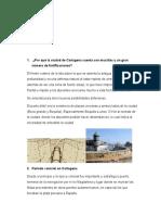 Murallas y Fortificaciones de Cartagena