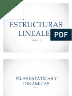 ESTRUCTURAS LINEALES sin TDA repeticion