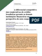 Análise Do Diferencial Competitivo