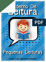 PEQUENAS LEITURAS
