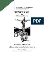 Liturgia Das Trevas Pascoa 2018