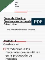 M 1 Maderas introduccion