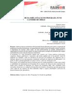 Artigo-A Viabilidade Da Implantação Do Programa 5s No Canteiro de Obra